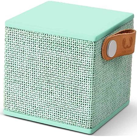 Fresh N Rebel Rockbox Cube Fabriq Edition Peppermint Kabelloser Bluetooth Lautsprecher Audio Hifi