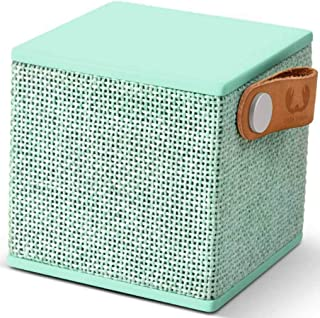 Fresh'N Rebel Rockbox Cube - Altavoz portátil con Bluetooth, color turquesa