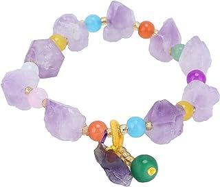 Jiawu Bracelets en, Beau Bracelet élastique pour Le Jour de Noël pour l'anniversaire