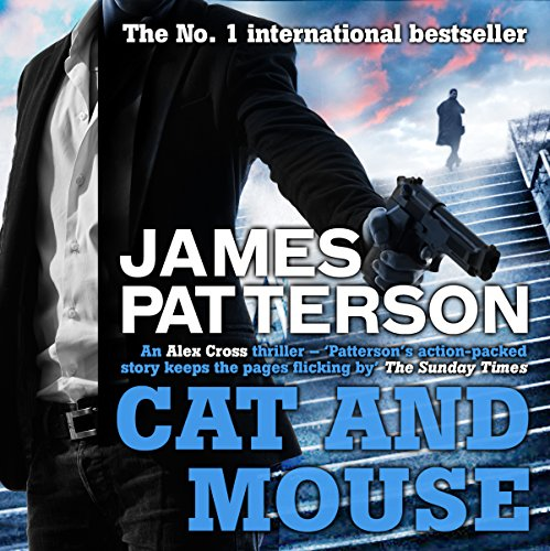 Cat and Mouse     Alex Cross, Book 4              By:                                                                                                                                 James Patterson                               Narrated by:                                                                                                                                 Jeff Harding,                                                                                        Raj Ghatak                      Length: 10 hrs and 37 mins     83 ratings     Overall 4.4