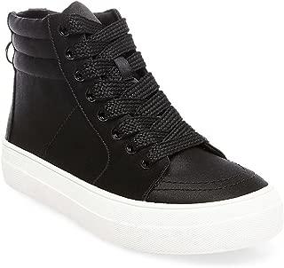 Women's Wedgie Sneaker, Grey Suede, 8 M US