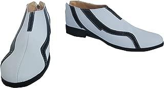 YuanCos Guilty Crown Shu Ouma White Halloween Cosplay Shoes
