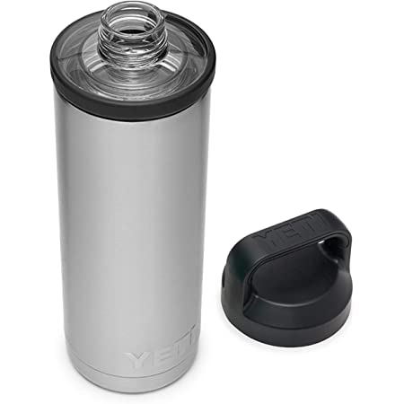 YETI(イエティ) ランブラー 18オンス ボトル 真空断熱 ステンレススチール チャグキャップ付き