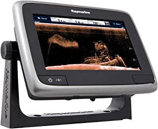 Raymarine a78 Multifunction Display with Lighthouse Navigational Charts. Does not Include CPT-100DVS, 7