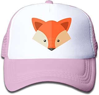 949774c17cc Classic Fox Baseball Cap Adjustable Trucker Hat for Children