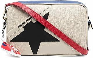 Golden Goose Luxury Fashion Damen GWA00101A00019280751 Weiss Andere Materialien Schultertasche   Jahreszeit Permanent