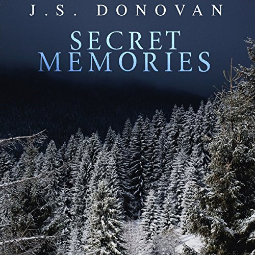 Secret Memories audiobook cover art