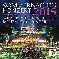 Sommernachtskonzert 2015 / Summer Night Concert 2015 by Wiener Philharmoniker (2015-07-29)