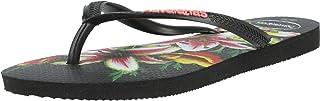 Havaianas SLIM FLORAL Moda Ayakkabılar Kadın