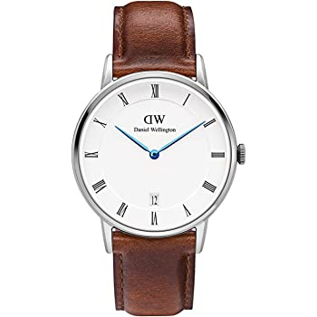 Soft Wristwatch Straps For Daniel Wellington Classic 40MM//Classic Black 40MM