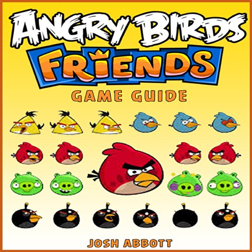 Angry Birds Friends Game Guide cover art