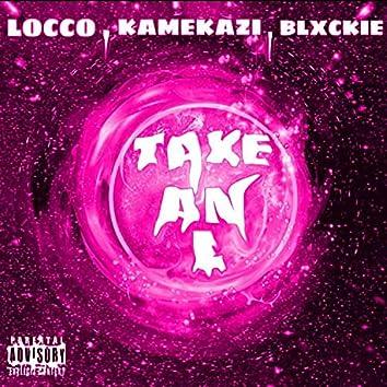 TVKE AN L (feat. BLXCKIE & LOCCO RIO)
