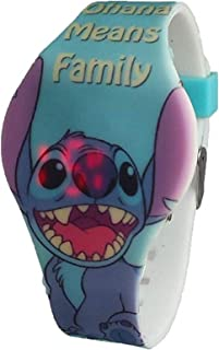 Disney Lilo and Stitch LED Kids Digital Watch