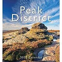 Peak District Mini Easel Desk Calendar 2022