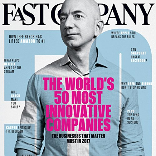 March 2017                   By:                                                                                                                                 Fast Company                               Narrated by:                                                                                                                                 Ken Borgers                      Length: 1 hr and 15 mins     Not rated yet     Overall 0.0