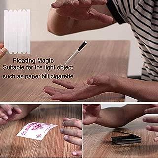 kingmagic Elastic Invisible Thread Loops Floating Magic Tricks Close Up Magic Magician Gimmick Magic Tool