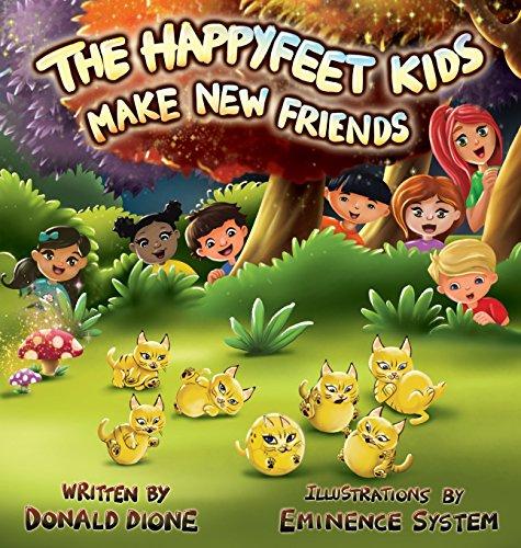 The Happyfeet Kids Make New Friends