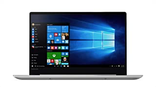 Lenovo Ideapad 720S Slim & Light Laptop, Intel Core i7-8550U, 14.0 Inch, 512GB SSD, 8GB RAM, Nvidia MX150, Win10, Eng-Ara KB, SILVER