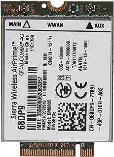 Fdit NGFF / M2 modulekaart Sierra Wireless AirPrime EM8805 4G WWAN kaart DW5570e 68DP9 3G 4G netwerkkaart voor Dell organi...