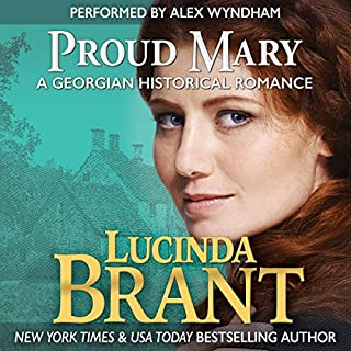 Proud Mary: A Georgian Historical Romance audiobook cover art