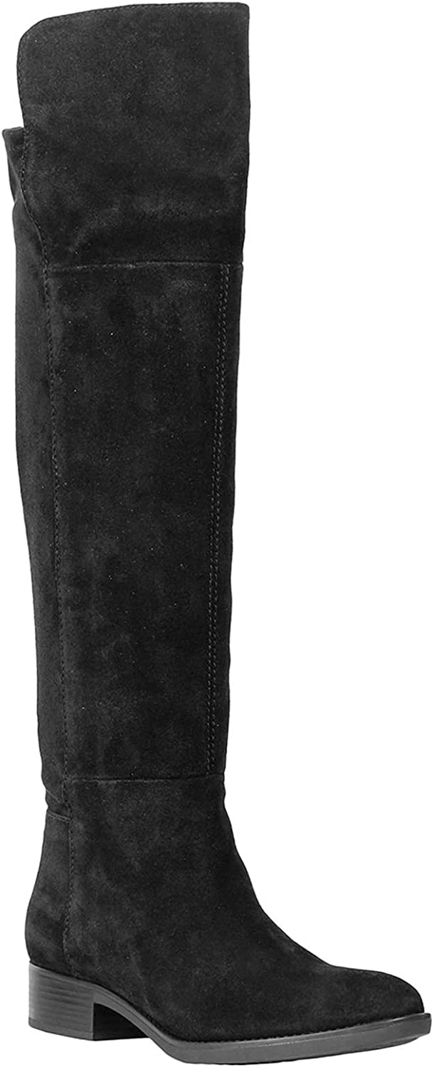Geox Womens D Felicity G Suede Textile Boots