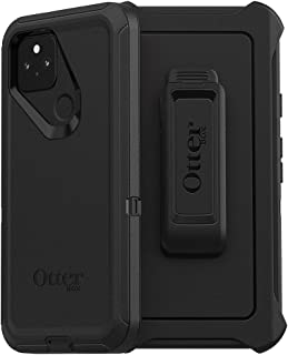 OtterBox Defender Series SCREENLESS Edition Case for Google Pixel 5 - Black (77-81043)