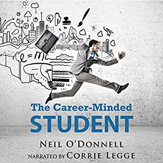 The Career-Minded Student audiobook cover art