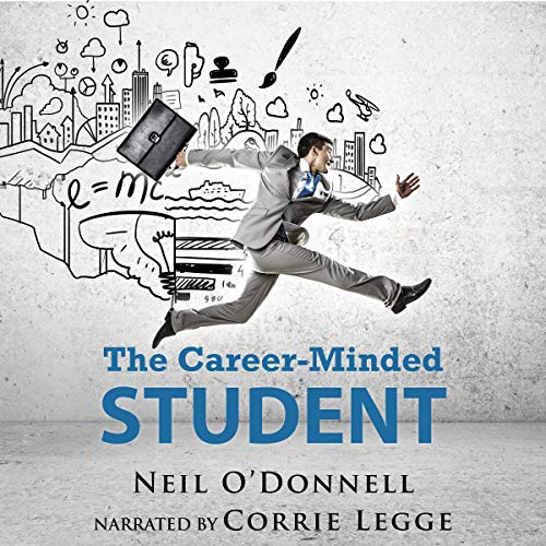 The Career-Minded Student  By  cover art