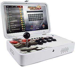 DZSF Mini joystick arkad 35 cm IPS Lcdrocker bärbar hopfällbar 4018 i 1 Pandora Box DX 2 spelare multispel bord bar toppma...