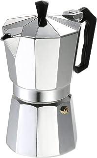 Lorenlli - Cafetera de aluminio (50 ml, 1 taza)