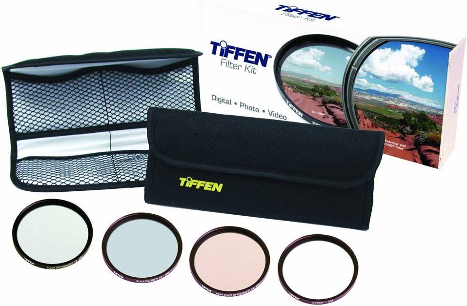 Tiffen 62DVFMK3 62mm DV Max 76% OFF Al sold out. Film Kit 3 Filter Look