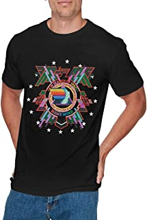 Mens Particular Hawkwind T Shirts Black