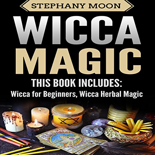 Wicca Magic: 2 Manuscripts audiobook cover art