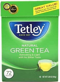 Tetley Green Tea, 72 Tea Bags