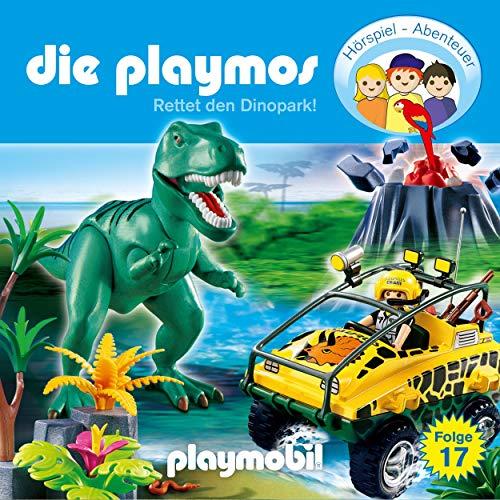 Rettet den Dinopark! Das Original Playmobil Hörspiel Titelbild