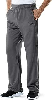 Tesla Fleece Tapered Pants Training Active Jogger Thermal Sweat Bottom