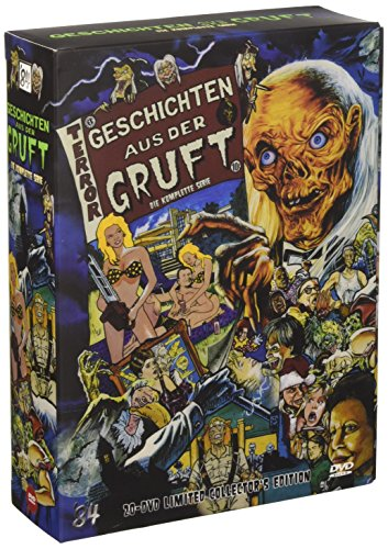 Geschichten aus der Gruft - Staffel 1-7 [Limited Collector's Edition] [20 DVDs]