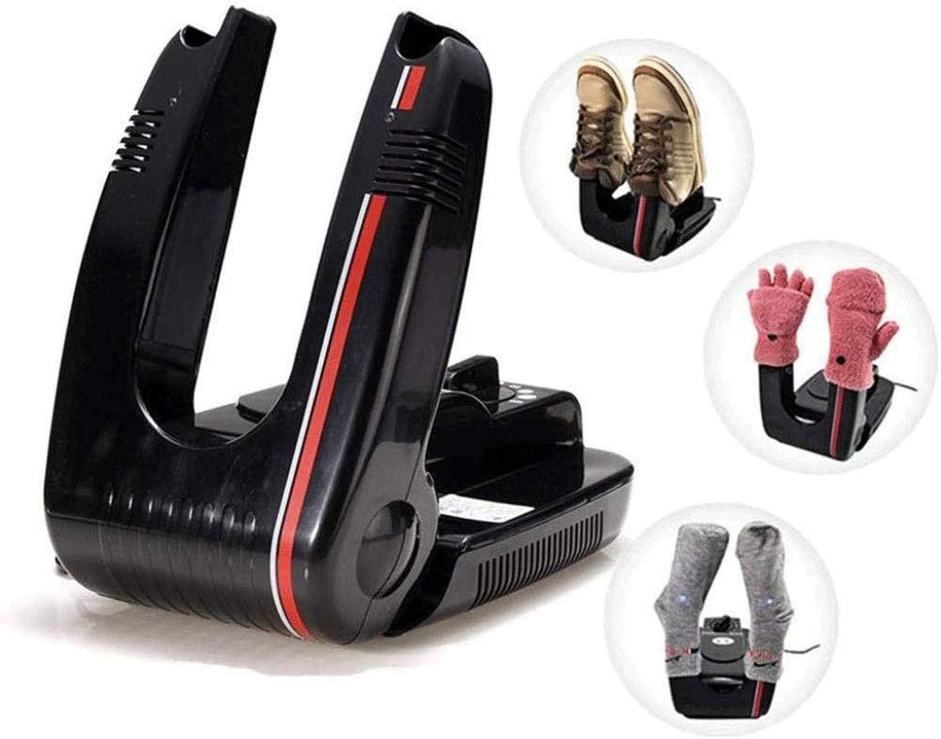 LQUIDE Trockener Schuhtrockner, Schuhtrockner und Handschuhtrockner mit Gelenkanschlüssen für Skischuhe