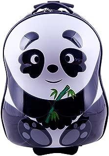 FiedFikt Trousse /à Crayons en Forme de Panda Mignon Kawaii 3D pour l/école et Le Bureau