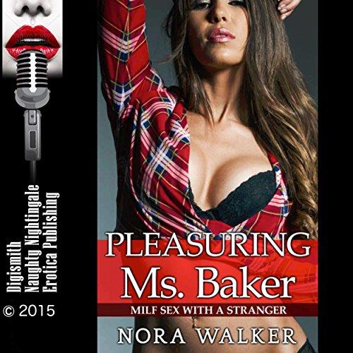 Pleasuring Ms. Baker audiobook cover art