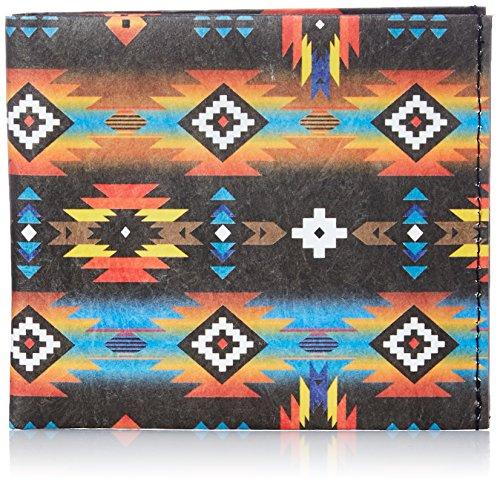 Paperwallet Unisex-Adult ART17BRO Wallet Multicoloured