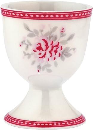 Preisvergleich für Greengate Eierbecher Flora White