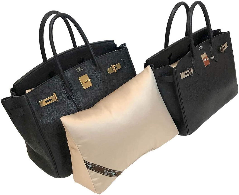 BagaVie Purse Pillow Made to Fit Birkin 30 Storage Handbag Shaper  Champagne