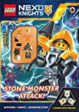 Lego Nexo Knights. Stone Monster Attack!