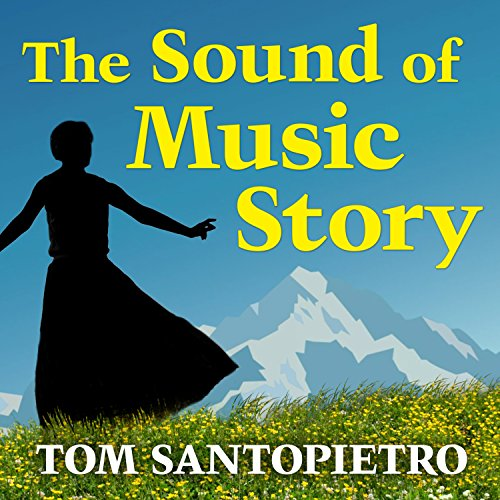 The Sound of Music Story audiobook cover art