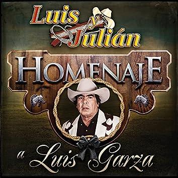 Homenaje A Luis Garza