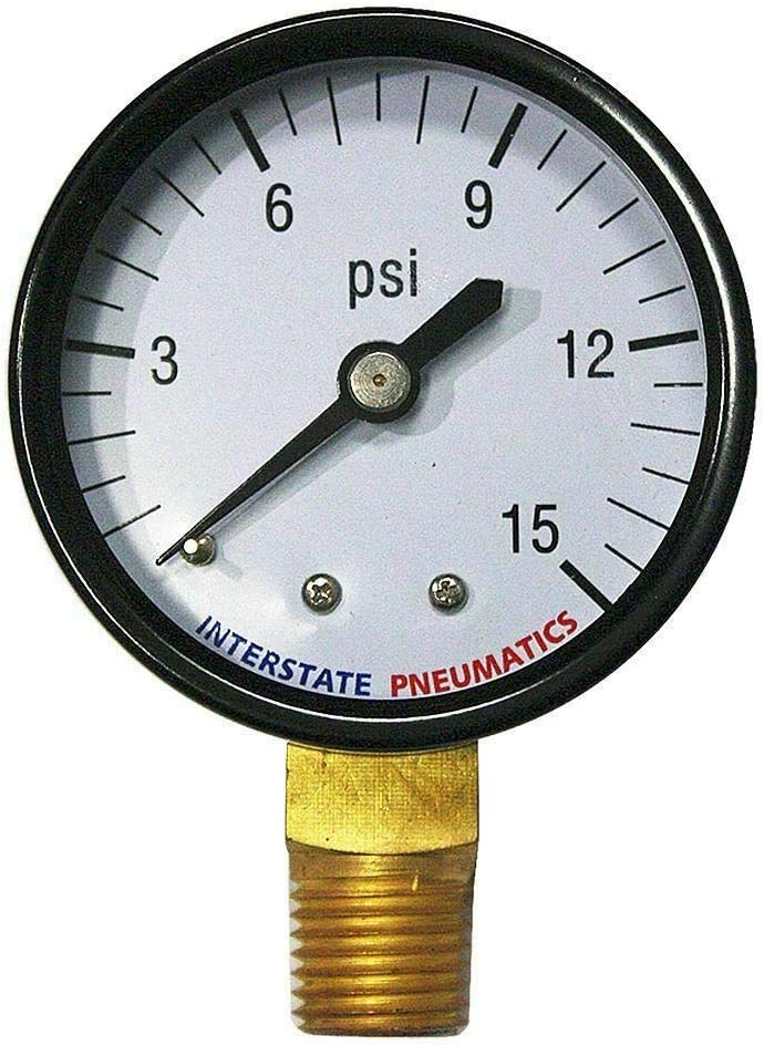 Accurate Low PSI Complete Free Shipping Gauge Pressure Award