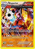 Pokemon - Rhyperior (77/160) - XY Primal Clash - Holo