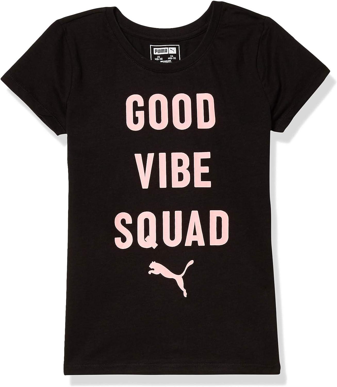 PUMA List price Girls' Factory outlet T-Shirt