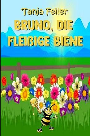 Bruno, die fleißige Biene: Kurzgeschichte für Kinder